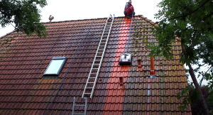 Burnaby Pressure Washing roof cleaning