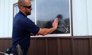 Burnaby Pressure Washing basic window cleaning 2