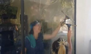Burnaby Pressure Washing basic window cleaning 3