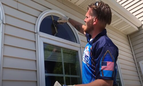 Burnaby Pressure Washing basic window cleaning