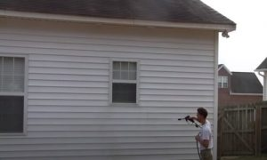 Burnaby Pressure Washing exterior home cleaning