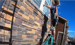 Burnaby Pressure Washing window cleaning 1