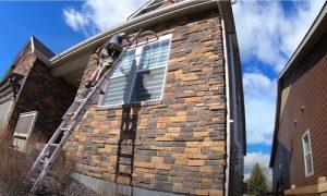 Burnaby Pressure Washing window cleaning